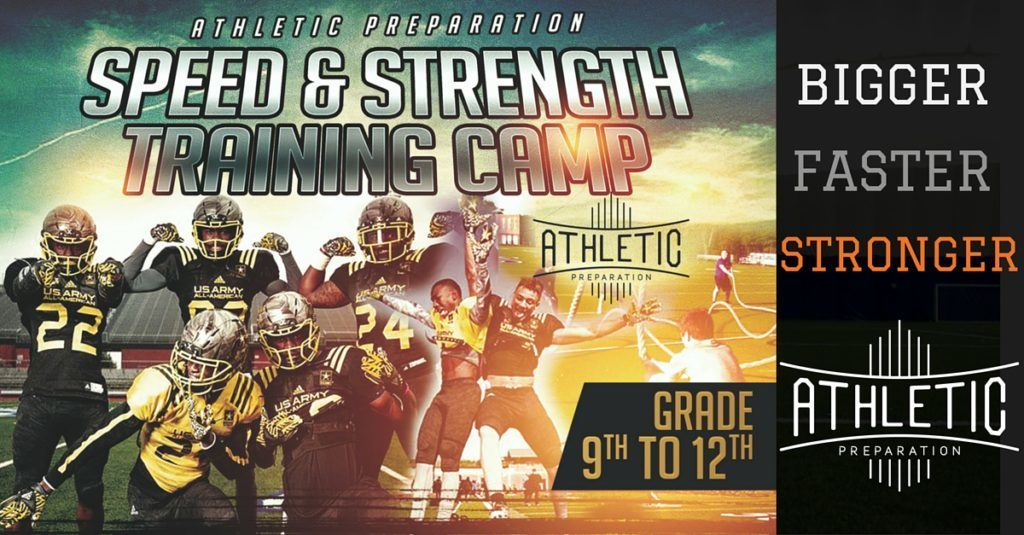 Speed Strength Camp