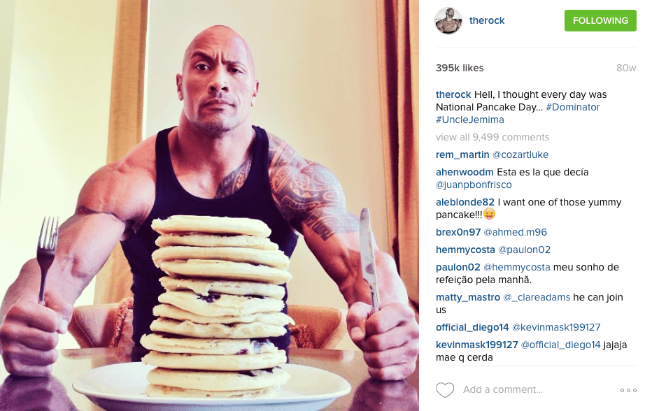 TheRockPancakes